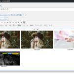 WordPress|記事内でのフォトギャラリーの作り方と編集【オシャレ】