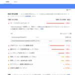 PageSpeed Insights|対策:キーリクエストのプリロード【Font】